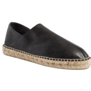 NWT Vince Black Shoes Loafers